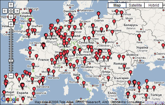 Google Challenge Europa